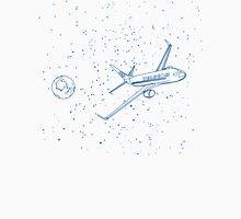 Telecom Modern Adventures Line Drawing Unisex T-Shirt