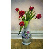 Tulip Love Photographic Print