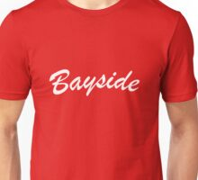 Bayside Tigers High School Saved By The Bell Unisex T-Shirt