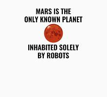 Mars Robot Unisex T-Shirt