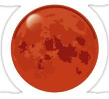 Mars Robot Sticker