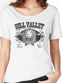 Hill Valley 1885 Women's Relaxed Fit T-Shirt