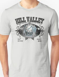 Hill Valley 1885 Unisex T-Shirt