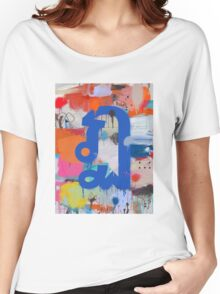"""Thai Characters """"ฏ"""" Women's Relaxed Fit T-Shirt"""