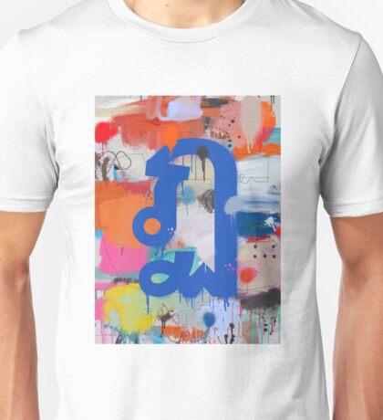 "Thai Characters ""ฏ"" Unisex T-Shirt"