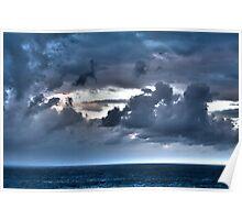 God's Ocean Poster
