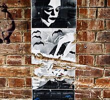 Stencil Art & Bricks - Brisbane CBD by Jordan Miscamble