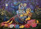 Nikunj Keli by Vrindavan Das