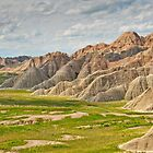 The Badlands by J. Day
