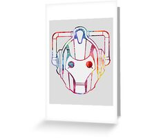 Cyber-Upgraded Greeting Card