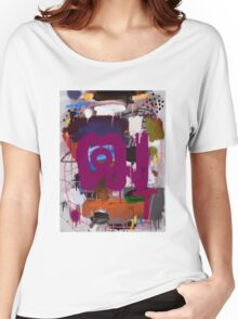 """Thai Characters """"ฒ"""" Women's Relaxed Fit T-Shirt"""