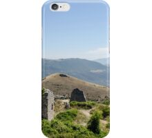 Italy - Panorama from Rocca Calascio iPhone Case/Skin