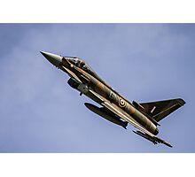 Eurofighter Typhoon ZK349 Photographic Print