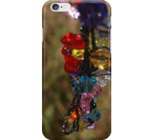 crystals and trinkets iPhone Case/Skin