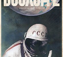 Cosmonaut - Voskhod 2 by JustinVG