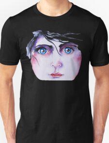 Blue-eyed Unisex T-Shirt