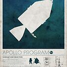 Astronaut - Appolo Info by JustinVG