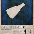 Astronaut - Gemini Info by JustinVG