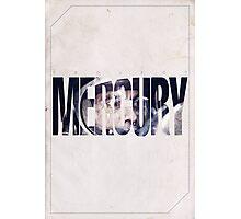 Astronaut - Mercury Cover Photographic Print