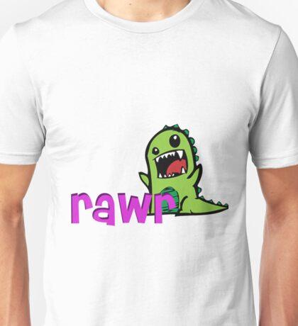 RAWR DINOGSAUR Unisex T-Shirt