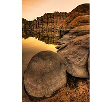 Rockline Photographic Print