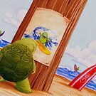 Mortimer Wants to Surf by Jerry Bennett