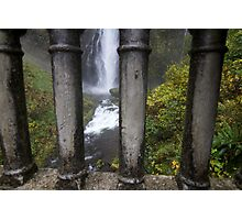 Jail of water Photographic Print