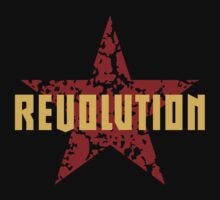 Revolution (Red Star) Kids Clothes