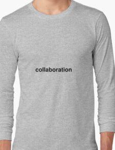 collaboration Long Sleeve T-Shirt