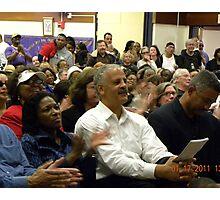 Stedman Graham at MLK Celebration  Photographic Print