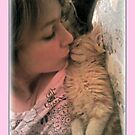Kitty Kiss by Angie O'Connor