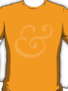 Ampersand dark T-Shirt