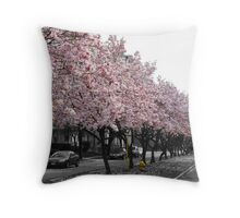 Oxford Street Throw Pillow