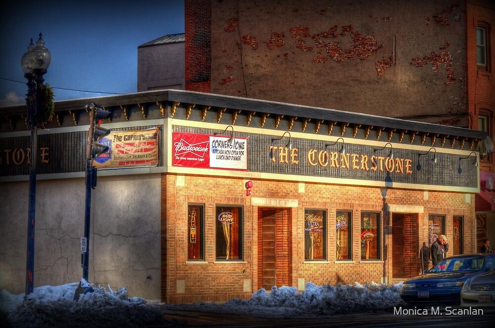 The Cornerstone by Monica M. Scanlan