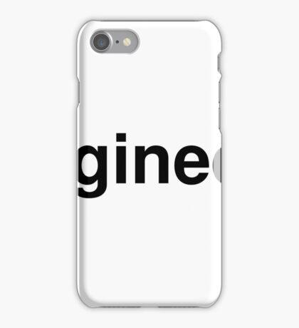 engineers iPhone Case/Skin