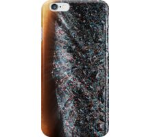 glamorous glitter nevermore iPhone Case/Skin