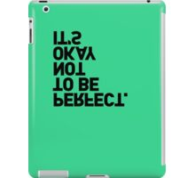 YES, IT IS (COLOR)  iPad Case/Skin