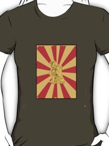 Rising Sun Buddha II T-Shirt