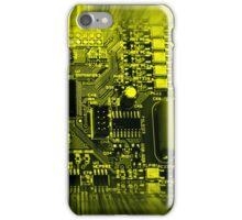 acid microchips iPhone Case/Skin