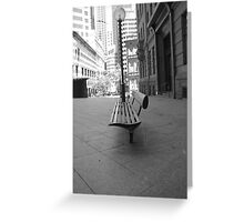 Farrer Place (Sydney) Greeting Card