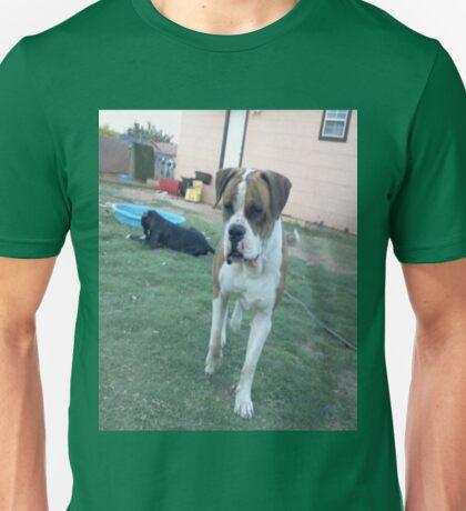 beast at alert Unisex T-Shirt