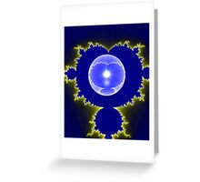 INSPIRED ART...THE POWER OF LOVE~ Greeting Card