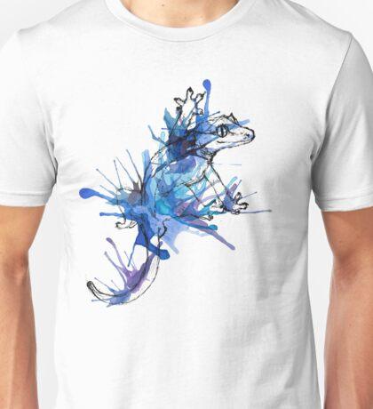 Taru-Blueberry Splash Unisex T-Shirt