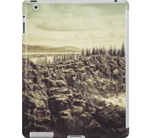 Thingvellir iPad Case/Skin