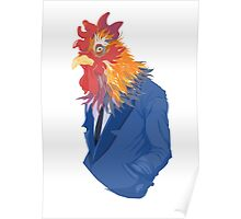 Corporate Cock Poster