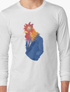 Corporate Cock Long Sleeve T-Shirt