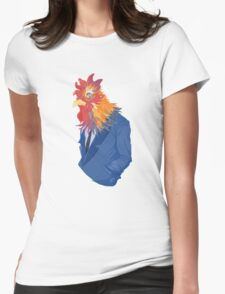 Corporate Cock Womens Fitted T-Shirt