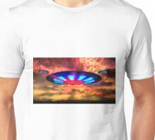 UFO Invaders Unisex T-Shirt