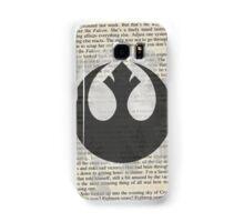 Star Wars Book Edit 1 Samsung Galaxy Case/Skin