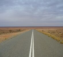 Mundi Mundi Plains, Broken Hill, NSW by DashTravels